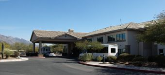 Mountain View Retirement Village - Tuscon, AZ - Exterior