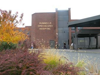 Runnells Specialized Hospital - Berkely Heights, New Jersey - Exterior