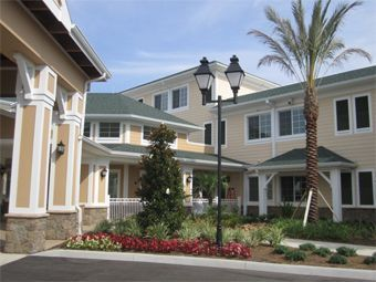 Sumter Place in the Villages, FL - Exterior