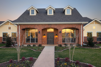 The Cottages at Chandler Creek - Round Rock, TX - Exterior