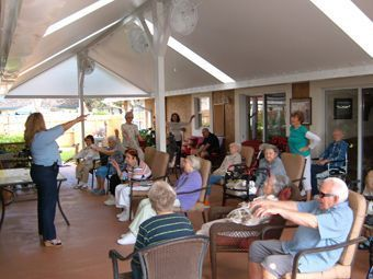 Wellington Elder Care - Wellington, Florida - Lifestyle