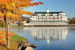 Lake Winnipesaukee in Meredith, NH (New Hampshire)
