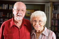 Chardonnay Home Care of San Marcos, CA - Smiling Couple