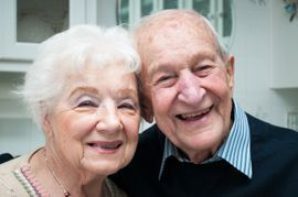 Atrium Senior Living of Two Rivers, WI - Smiling Couple 2