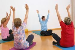 River Bend Senior Living - Rochester, MN - Group Exercise Class