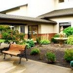 Brookdale McMinnville City Center I - McMinnville, OR - Patio