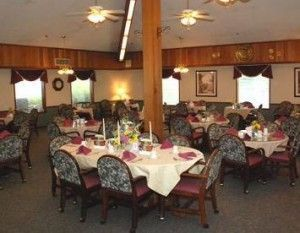 Brookdale Heritage Plaza -Albany-OR- Dining Room