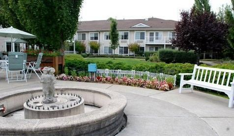 Brookdale Geary Street - Albany, OR - Patio