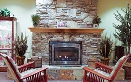 Brookdale Admiral Heights - Seattle, WA - Fireside Seating