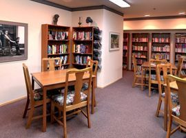 Mountlake Terrace Plaza, Washington - Library