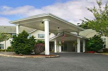Oceanview Senior Living - Newport, OR - Exterior