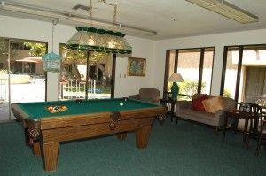 Brookdale Garden Grove - Garden Grove, CA - Billiards Room