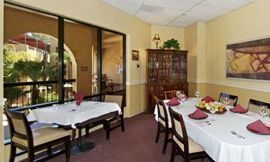 Brookdale Central Paradise Valley - Phoenix, AZ - Private Dining