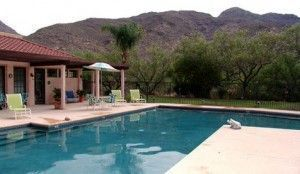 Brookdale Santa Catalina - Tuscon, AZ - Outdoor Swimming Pool