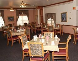 Brookdale North Loveland, CO - Dining Room