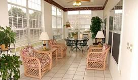 Brookdale Austintown, OH - Sunroom
