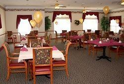Brookdale Canton, OH - Dining Room