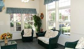 Brookdale Texarkana, TX - Sunroom