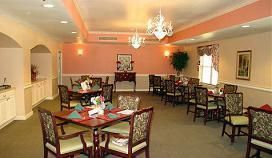 Brookdale Shadowlake - Houston, TX - Dining Room