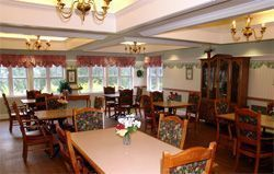 Brookdale Fayetteville, NY - Dining Room