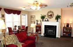 Brookdale Union - Gastonia, NC - Common Room