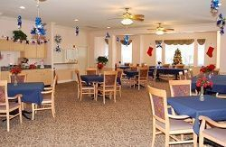 Brookdale Bay City I, MI - Dining Room