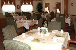 Brookdale Sandy Springs - Maryville, TN - Dining Room