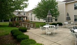 Brookdale Summerfield - Syracuse, NY - Community Patio