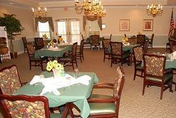 Brookdale Greeneville, TN - Dining Room