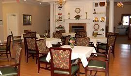 Brookdale Kingston, TN - Dining Room