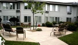 Brookdale Pleasant Prairie - Kenosha, WI - Patio