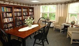 Brookdale Manlius, NY - Library