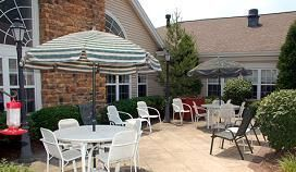 Brookdale Murrysville - Export, PA - Community Patio