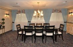 Chateau Brickyard Senior Living - Salt Lake City, Utah - Private Dining Room