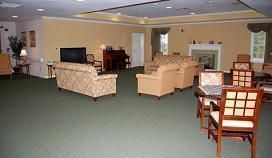 Brookdale Midlothian, VA - TV Lounge