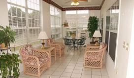 Brookdale Tequesta I - Tequesta, FL - Sunroom