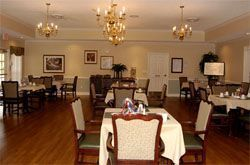 Brookdale Shoals, AL- Dining Room