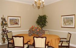 Brookdale Shoals, AL- Private Dining Room