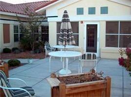 ... Clubs Pacifica Senior Living Spring Valley   Las Vegas, NV   Patio