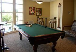 Brookdale Sellwood - Portland, OR - Billiards Room