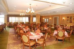 Stratford Court of Palm Harbor, FL - Dining Room