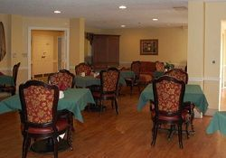 Brookdale Burr Ridge, IL - Dining Room