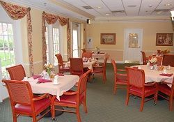 Brookdale Orland Park, IL - Dining Room