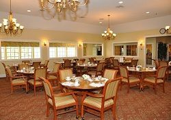 Brookdale Margate, FL - Dining Room