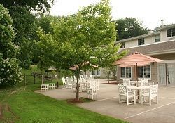 Brookdale Wayne, NJ - Patio