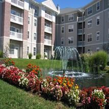 Fairwinds - River's Edge - St. Charles, MO - Garden Area