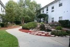 Brookdale Lexington - West Columbia, SC - Community Courtyard
