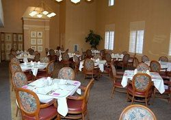 Brookdale St Peters, MO - Dining Room