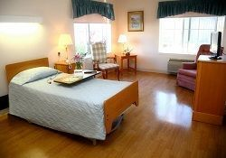 Brookdale Palmer Ranch - Sarasota, FL - Skilled Nursing Room