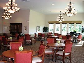Brookdale Long Cove Pointe - Mason, OH - Dining Room